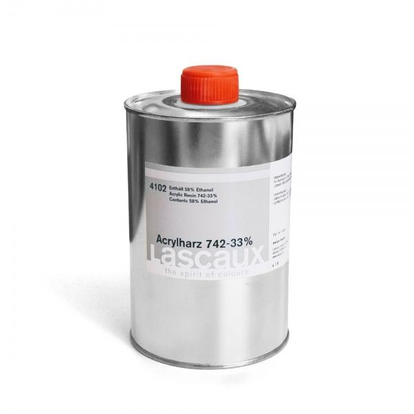 Acrylharz N 742-33% Glanz