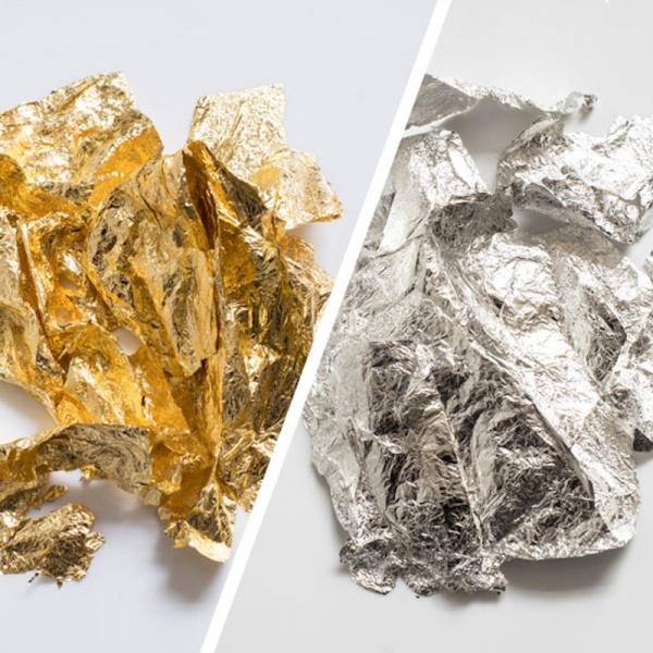 Goldflocken - Größe 0 Schabin