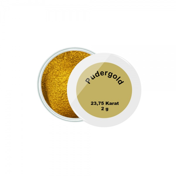 Powder Gold 23,75 Carat Nature