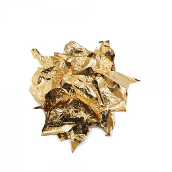 Metal Leaf Schaibin Gold
