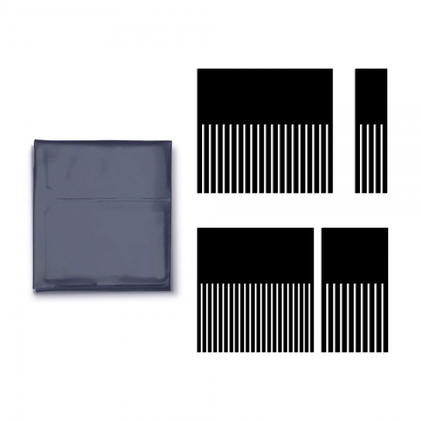 Steel Graining Combs