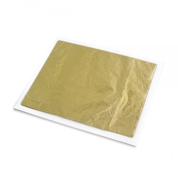 Metal Leaf Colour 2,5 Middle Gold